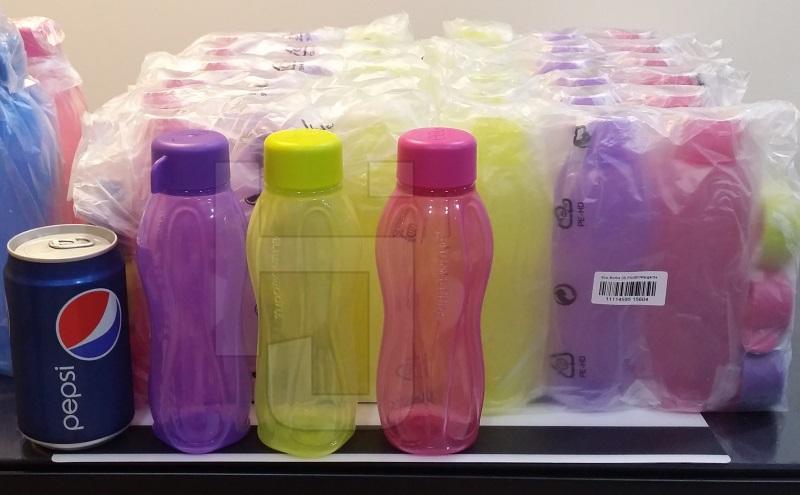 Tupperware's new 310ml eco bottles!