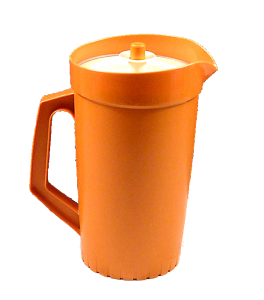 Tupperware Vintage Pitcher