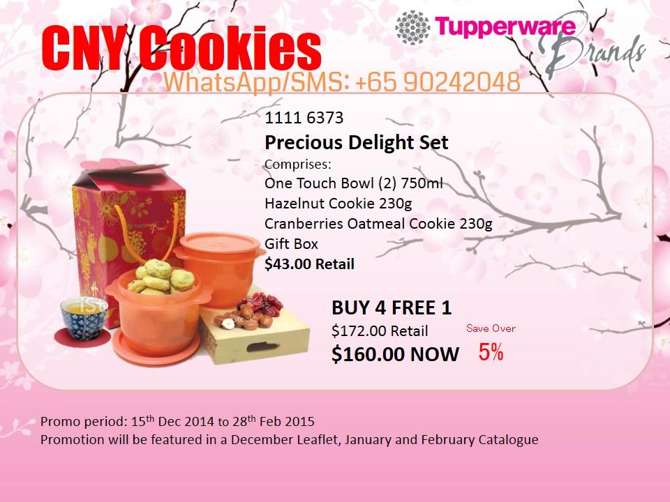 CNY Cookies 2015
