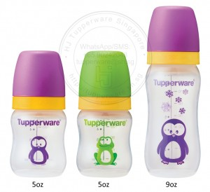 Tupperware-Milk-Bottles