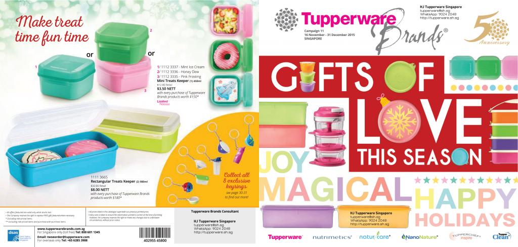 tupperware catalogue for november december 2015. Black Bedroom Furniture Sets. Home Design Ideas