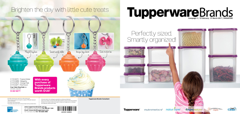 Buy Tupperware Online Singapore – Buy your Tupperware online and offline easily!