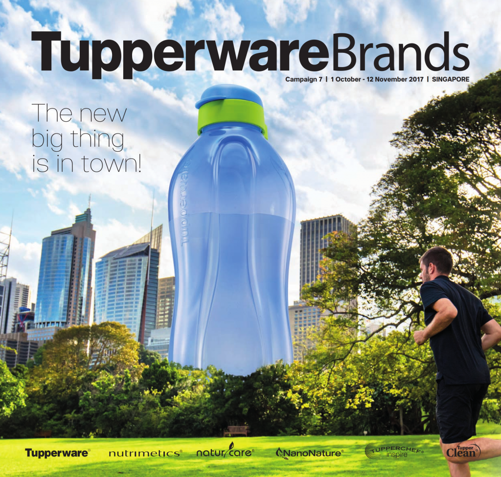 Tupperware Singapore October 2017 November 2017 Product Catalogue