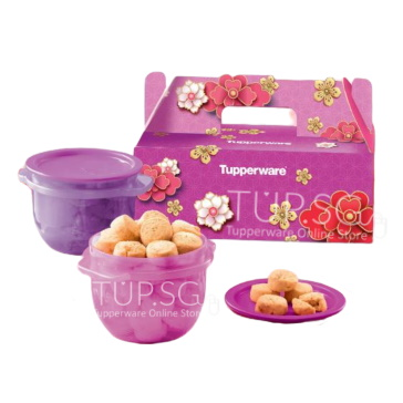 2021 Tupperware CNY Cookies Chinese New Year